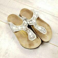 Womens Birkenstock Gizeh Sandals Size 39 Regular UK 6  #C30