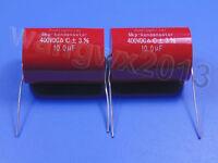 2pcs 400 V 2.7uF MKP Crossover membrane polypropylène non-polarité Condensateur