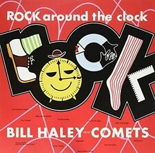 Bill Hayley and His Comets Rock Around The Clock Vinyl LP Dos667h