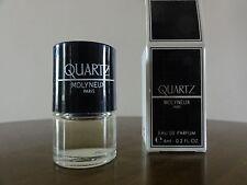 miniature.  molyneux. quartz. eau de parfum. 6  ml