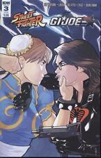 Street Fighter x GI Joe #3 (of 6) Subscription  NEW!!!