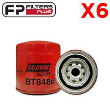 6 x BT8486 Transmission Filter- Cub Cadet Lawnmowers & Tractors- HF6096, 7233014