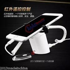 2x Clamp Anti-lost Display Alarm Mobile Phone Security Recoiler Holder /Charging