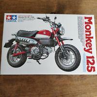 TAMIYA 1/12 Honda Monkey 125 Bike Plastic Model Assembly Kit