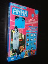 ANNA (1967 TV) DVD Anna Karina Serge Gainsbourg Marianne Faithfull ENGLISH subs