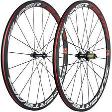 Racing Bike Carbon Clincher Wheels R13 Hub Road Bicycle Wheelset Carbon 3k Matte