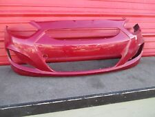 HYUNDAI ACCENT  FRONT BUMPER COVER OEM 2012 2013 12 13