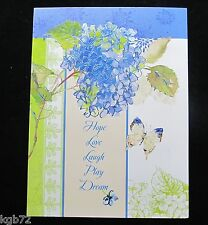 Leanin Tree Encouragement Greeting Card Thinking Of You Multi Color R65