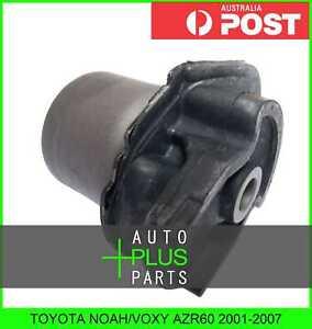 Fits TOYOTA NOAH/VOXY AZR60 2001-2007 - Rubber Suspension Bush Rear Arm