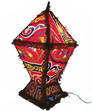 Handmade Ramadan Lantern Shades - Red - 27 inch