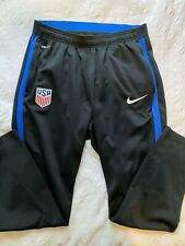US Soccer Nike Mens Authentic Training Squad Pants - Navy - Large