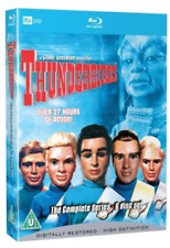 Thunderbirds: The Complete Collection Blu-ray NEW