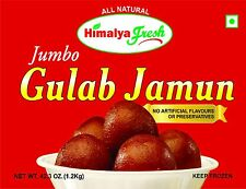 Gulab Jamun 43 oz - Himalya Fresh All Natural, Pure simple delicious