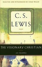 Visionary Christian 131 readings paperback Book by C S Lewis FREE SHIPPING cs