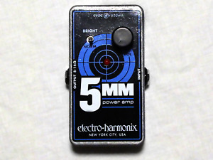 Used Electro Harmonix EHX 5mm Power Amplifier Guitar Effects Pedal