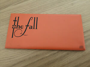 """The Fall Jerusalem 2x3"""" CD Singles Numbered Ltd Edition 2783 Of 4000 In Wallet"""