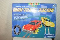 CIRCUIT TOBARD MINI TRACK  RACING RACER COURSE VOITURE F1 FONCTIONNE