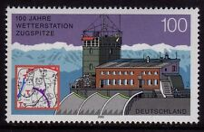 Germany 2000 Zugspitze Meteorological Station SG 2974 MNH
