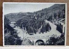 Abetone (m.1400) Ponte del Gomito [grande, b/n, viaggiata]