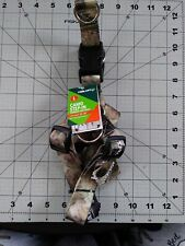 Vibrant Life Large Step In Camo Dog Harness