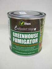 New Vitax Greenhouse Fumigator Insecticide Smoke 3.5g Kills Insects
