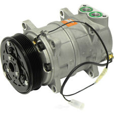 A/C Compressor-DKS15CH Compressor Assembly UAC CO 10647JC fits 95-97 Volvo 960