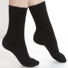 B.ella Cashmere Blend Mid Calf Socks Caviar Black Size 9/11 5126