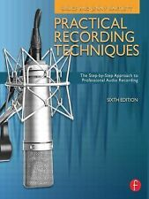 PRACTICAL RECORDING TECHNIQUES - REFERENCE BOOK 151730