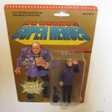 1989 DC COMICS SUPER HERO LEX LUTHOR SUPERMAN VILLAIN ACTION FIGURE TOYBIZ