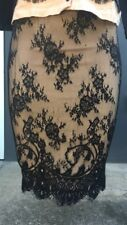 Wheels & Dollbaby Dinner With Him Lace Pencil Skirt. Size 8. Was $299 NOW $199!!