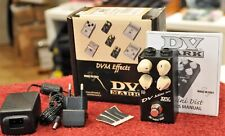 DV Mark DV MINI DIST Guitar Effect Distortion Pedal - New & Made In Italy