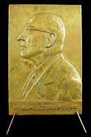 Medal James Quintero Dentist Orthopedics Dento-Facial Fernand Michael Medal