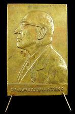 Médaille James Quintero Dentiste Orthopédie dento-faciale Fernand MAJOREL Medal