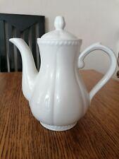 CHURCHILL WHITEWARE LARGE TEA POT COFFEE POT UNUSED