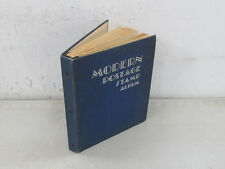 Nystamps Worldwide large old stamp collection album lots of stamps & with better