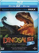 Dinosaurs 3D: Giants of Patagonia (Blu-ray , 3D/2D, Russian/English) RegionFREE