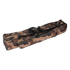 SAC Fourre Tout POUR Canne à Pêche Ligne en Pliable Camouflage 80cm