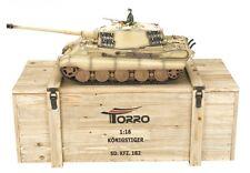 Torro 1:16 RC Königstiger Tiger 2 IR-Battlesystem 360° Turmdrehung 1112200701