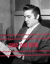 ELVIS PRESLEY Live in LOUISVILLE Kentucky November 25 1956 Photo in Concert 01