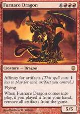 MRM FRENCH Dragon du fourneau - Furnace Dragon MTG magic DST