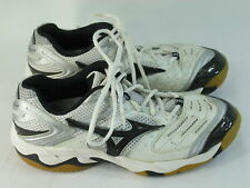 Mizuno Wave Rally Volleyball Shoes Women's Size 8.5 US Excellent Plus Condition