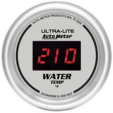 AutoMeter 6537 Ultra-Lite Digital Water Temperature Gauge