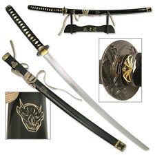 Kill Bills Samurai Ninja Oriental Sword Katana Carbon Steel #320E