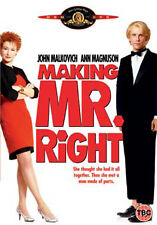 MAKING MR RIGHT - DVD - REGION 2 UK