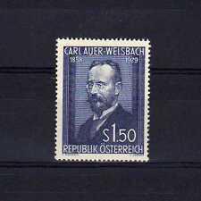 AUTRICHE - OSTERREICH n° 840 neuf avec charnière