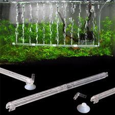 6*Bubble Wall Tube Air Stone Air Oxygen Aeration Pump Curtain Aquarium Fish Tank