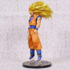 DRAGON BALL Z - FIGURA SON GOKU / SUPER SAIYAN 3 / SON GOKOU FIGURE 30cm
