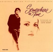 SOMEWHERE IN TIME CD - ORIGINAL MOTION PICTURE SOUNDTRACK - NEW UNOPENED