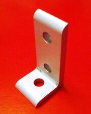 8020 Inc Equivalent Aluminum 3 Hole Inside Corner Bracket 10 Series Pn 4176 New