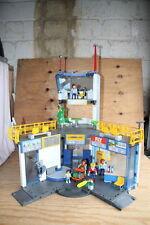 PLAYMOBIL® 3186 Aéroport Tour Avion Figurine Maison Voiture Car Train Hôpital 2E